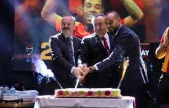 Konya'da Galatasaray 21. şampiyonluğunu kutladı