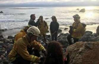 Genç kadın radyatörün suyunu içerek hayatta kaldı