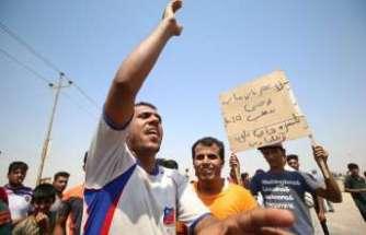 Irak İnsan Hakları Yüksek Komiserliği: 12 kişi öldü