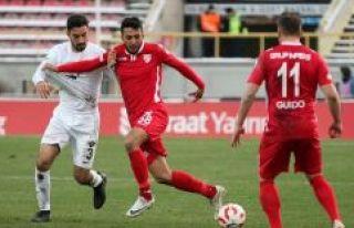 Boluspor kupada Süper Lig ekibini mağlup etti