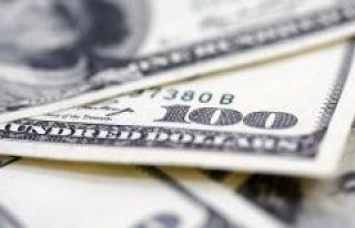Dolar/TL 2 ayın en düşük seviyesine geriledi