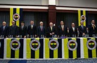Fenerbahçe Kulübü Yüksek Divan Kurulu toplantısı...