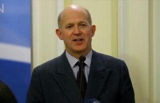 Büyükelçi Chilcott: PKK, YPG gibi terör örgütlerinden...