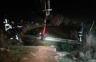 Denizli'de feci kaza: 5 ölü, 1 yaralı
