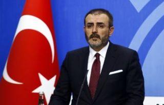 Ünal'dan CHP lideri Kılıçdaroğlu'na FETÖ...