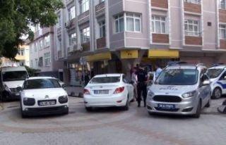 İstanbul'da PTT soygunu