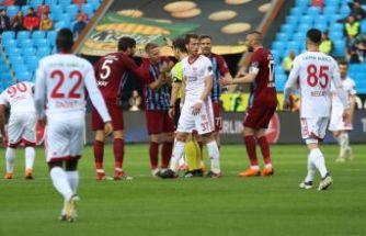 Trabzonspor Avrupa yolunda yara aldı