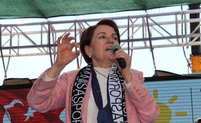 Akşener'den Kılıçdaroğlu'na övgü