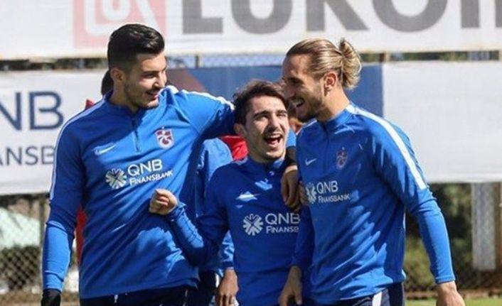 Trabzonspor'un en değerlileri gençleri